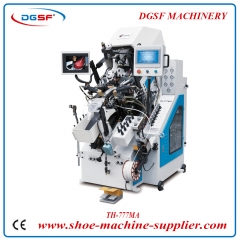 Shoe Toe Lasting Machine