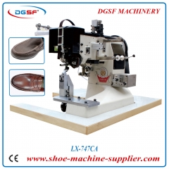Casual Shoes Moccasin Sewing Machine LX-747CA